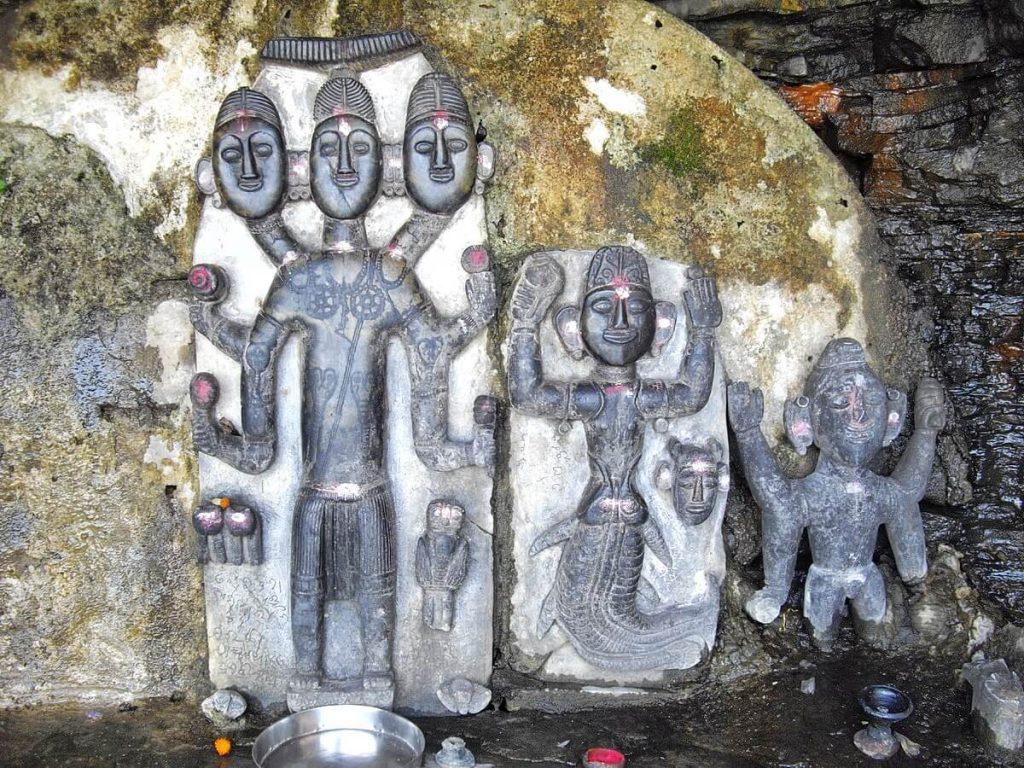 Sanctuaire tribal Chitrakote Chhattisgarh Inde