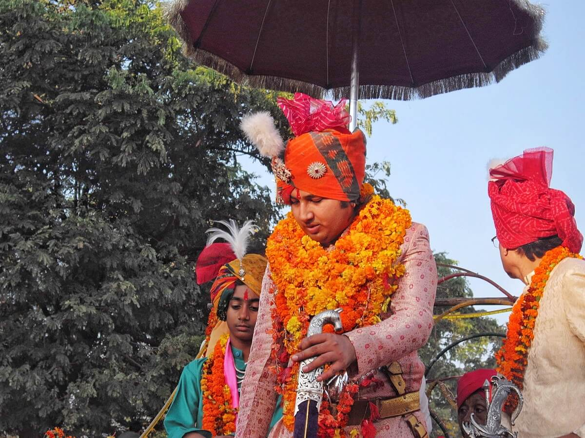 Kamal Chandra Bhanj Deo, l'actuel Maharaja du Bastar Chhattisgarh Inde