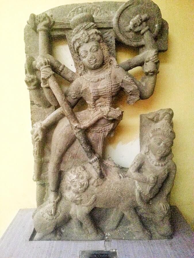 Musée archéologique de Sirpur Chhattisgarh Inde
