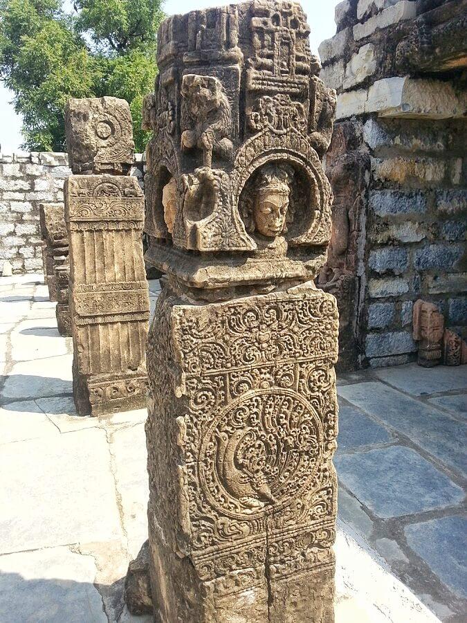 Temple de Surang Tila Sirpur Chhattisgarh