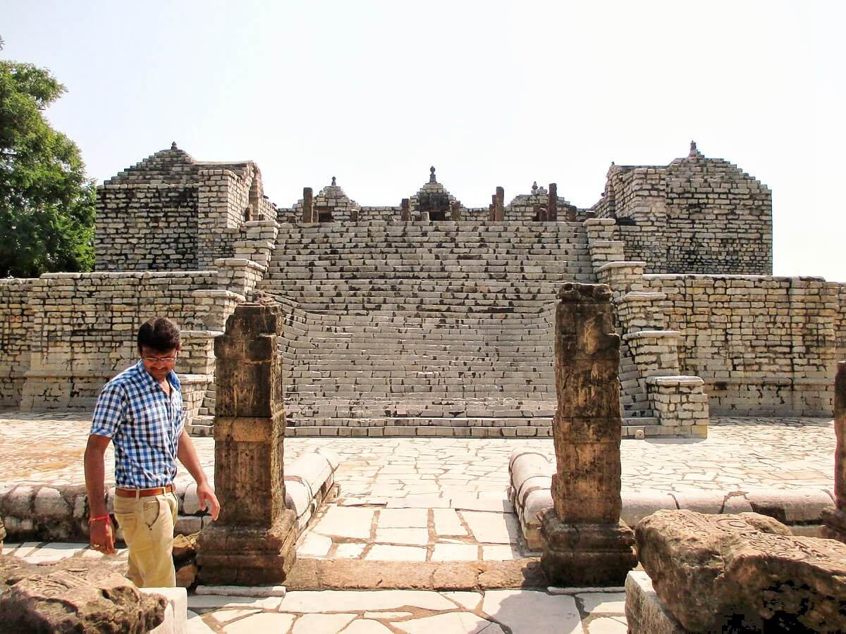 Temple de Surang Tila à Sirpur Chhattisgarh