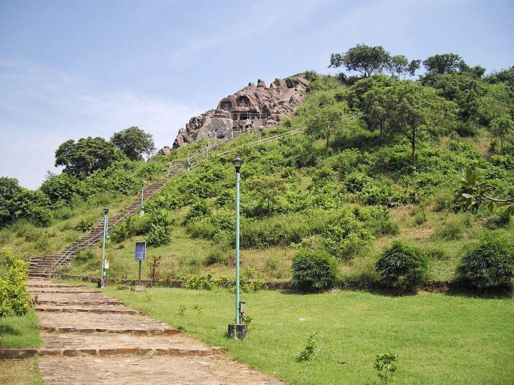 Paysage Inde voyage Vizag. Que faire à Viakhapatnam dans l'Andhra Pradesh