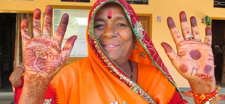 Mariage à l'indienne au Rajasthan Inde