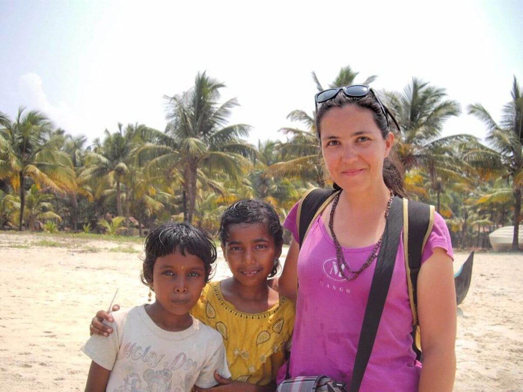 Voyager seul en Inde du Sud dans les backwaters d'Allepey