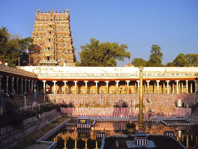 Temple de Meenakshi Madurai