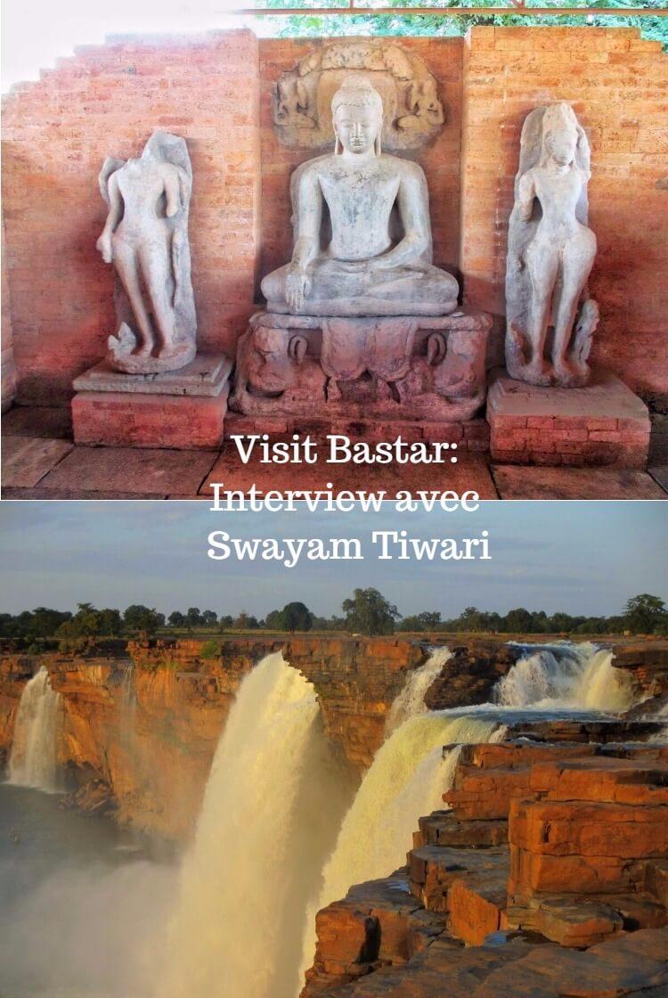Conseil d'un local pour visiter le Bastar: Visiter Sirpur dans le Chhattisgarh et les chutes de Chitrakote au Bastar
