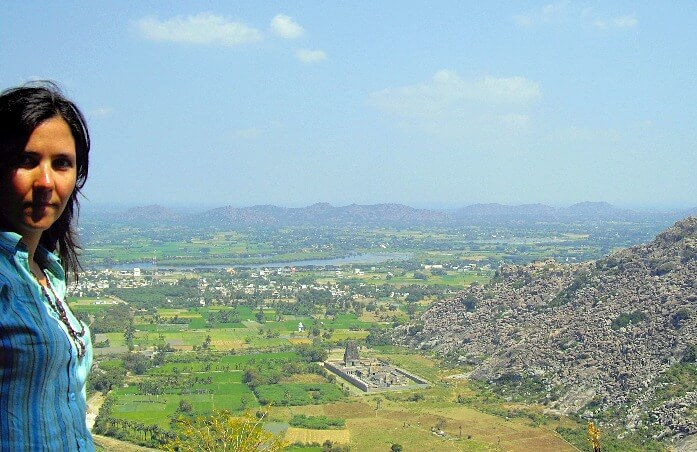 Tourist places in TamilNadu - Visit of Gingee Fortress