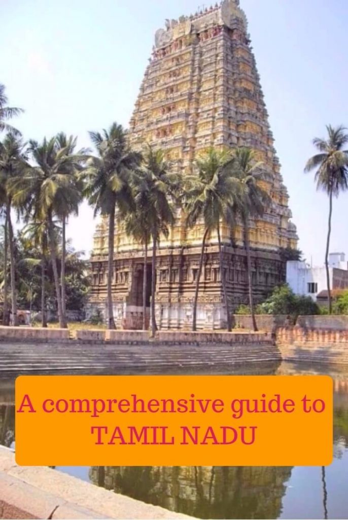 Explore and be amazed by the famous temples in TamilNadu in