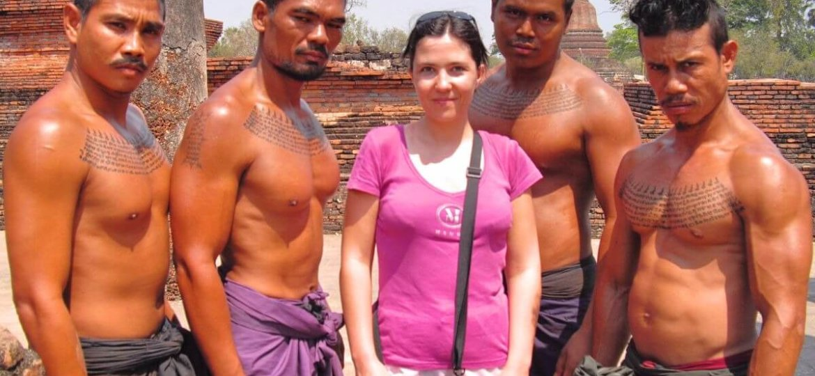 Safe travels in Thailand Sukhothai as a female traveller