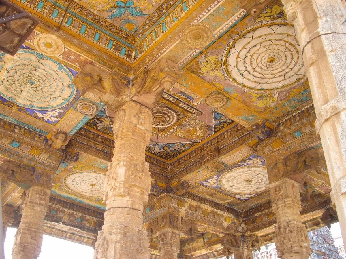 Places to visit close to Mahabalipuram Tamil Nadu India