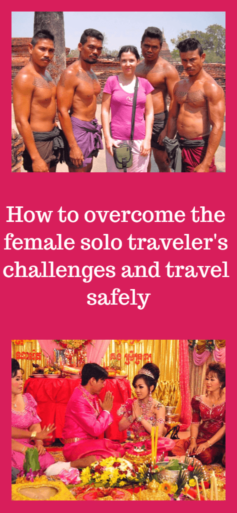 Safe travels for women travelling alone - all my tips
