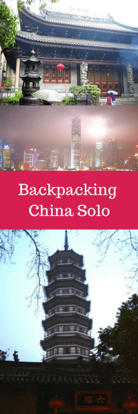 Is backpacking China solo possible