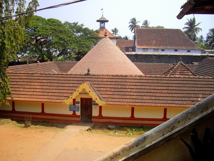 important Tourist places in Kerala: Dutch palace in Kochi South India