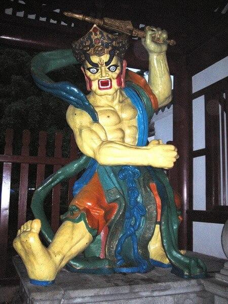 Quoi visiter à Guangzhou Chine : le temple de la brillante piété familiale
