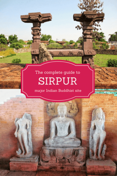 The complete guide to Sirpur Chhattisgarh, a major site of Buddhist India
