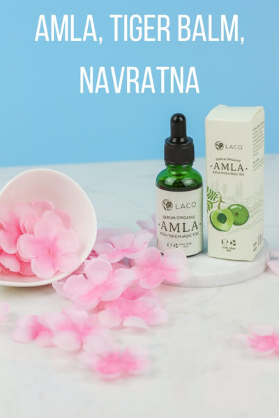 Amla, tiger balm and navratna for health