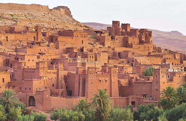 The Kasbah of Ait Behaddou