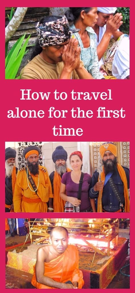 The ultimate guide to traveling alone for the first time