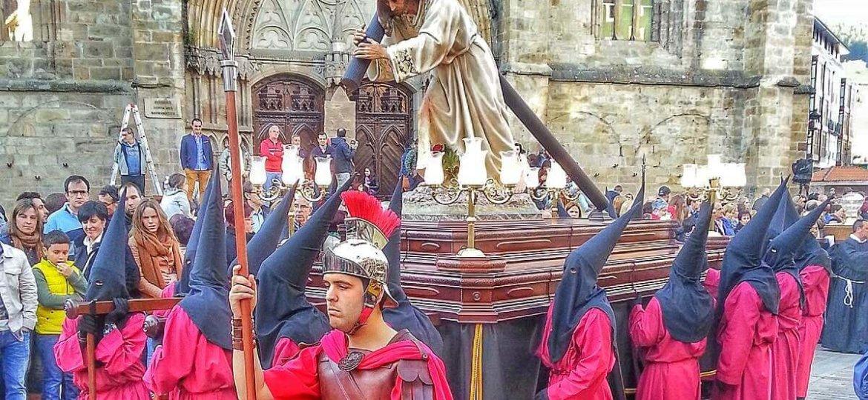 Via Crucis Viviente Balmaseda
