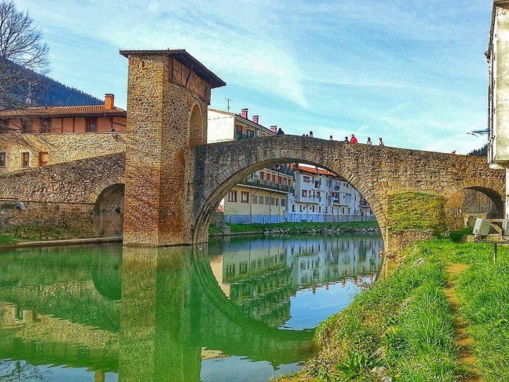 Pont la Muza ou Puente Viejo Balmaseda
