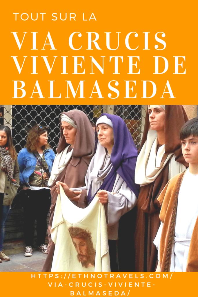 Chemin de croix vivant de Balmaseda