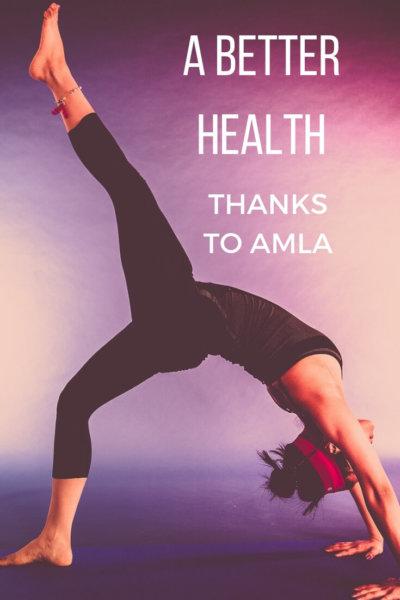 how to improve healty thanks to amla - antioxidant - antidiabetic - anticancer