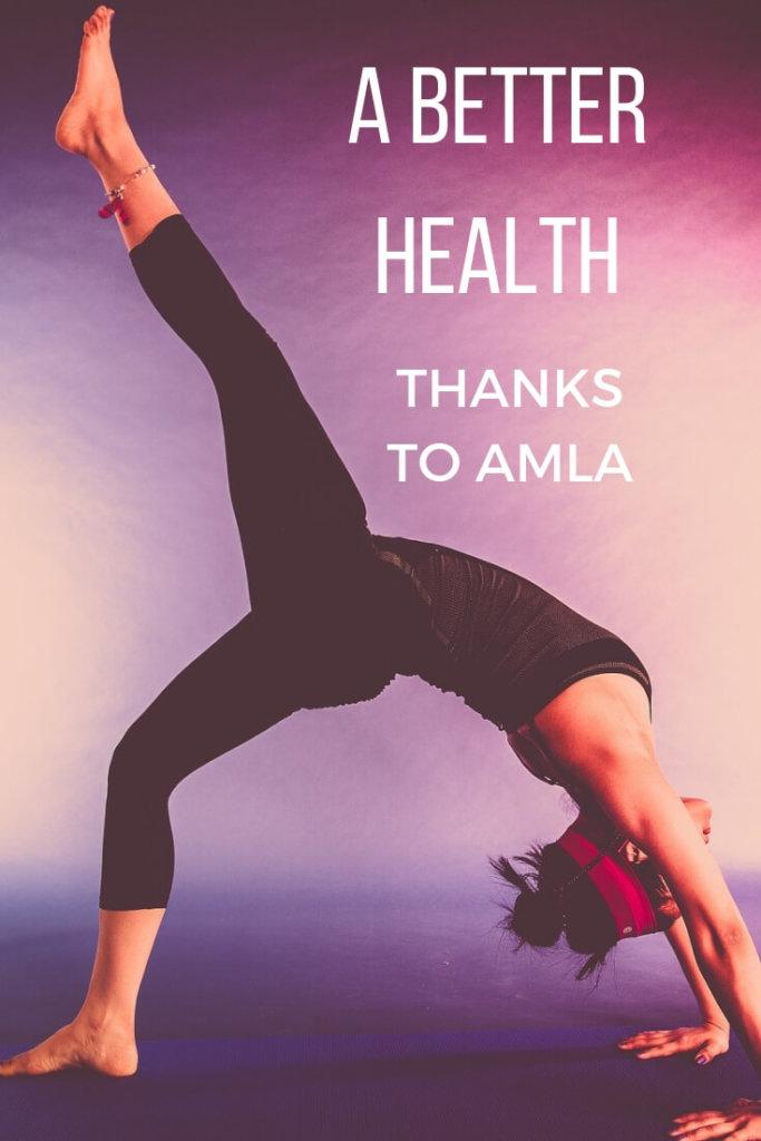 how to improve healty thanks to amla - antoxidant - antidiabetic - anticancer