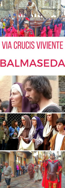 The complete guide to Via Crucis Viviente Balmaseda Basque Country