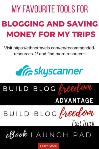 Blogging and saving money resources