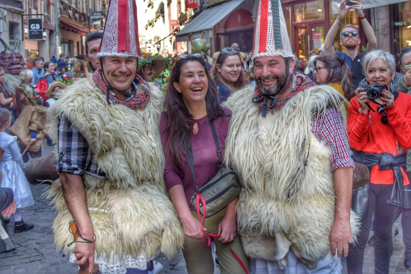 Joalduns, les porteurs de sonnailles du Pays Basque