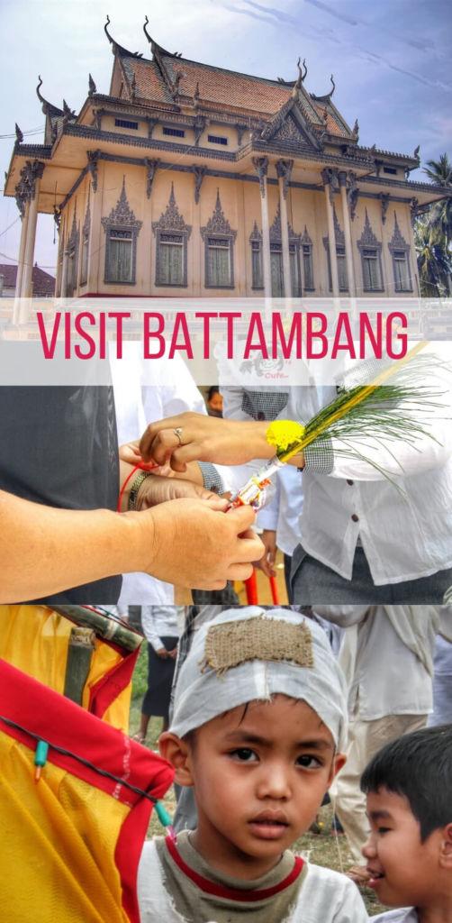 Why to visit Battambang in Cambodia