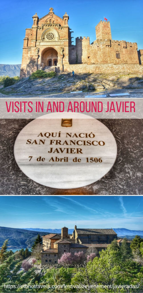 What to visit in Javier and around