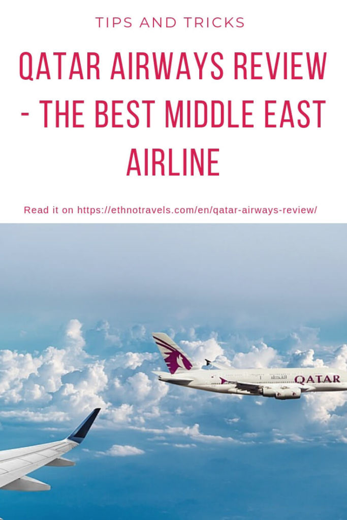 Read my complete review and practical guide to Qatar Airways, the best Middle East airline