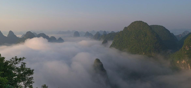 Visiter Yangshuo en Chine du sud