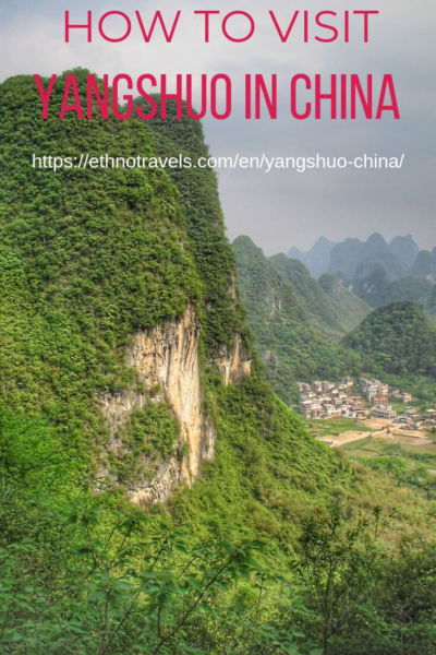 Comprehensive guide and travelogue to Yangshuo in Guangxi Southern China
