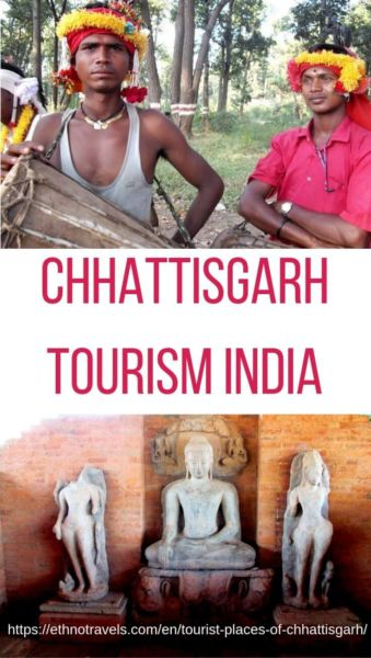 Chhattisgarh tourist places - what to see and experience