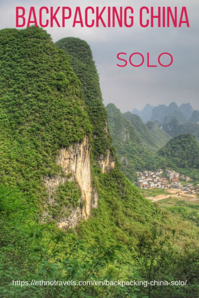 Is backpacking China solo without speaking Chinese possible?