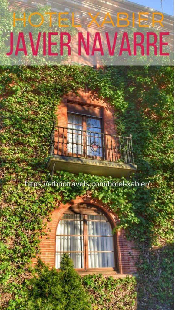 Avis hotel Xabier Javier Pays Basque