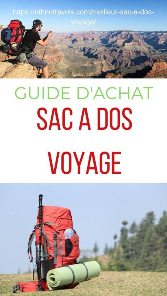 Meilleur sac a dos voyage : guide d'achat et conseils