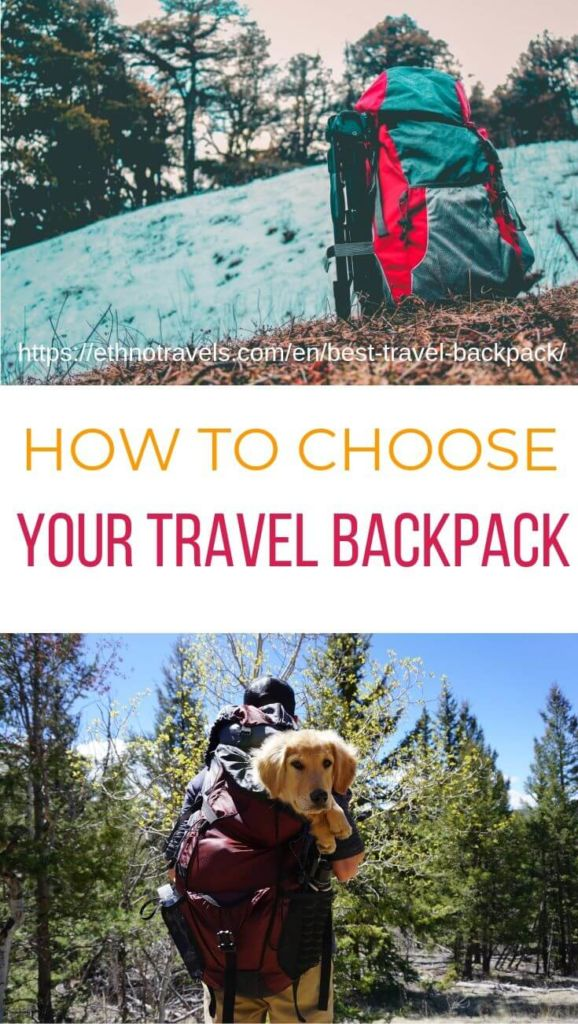 How to find the best travel backpack