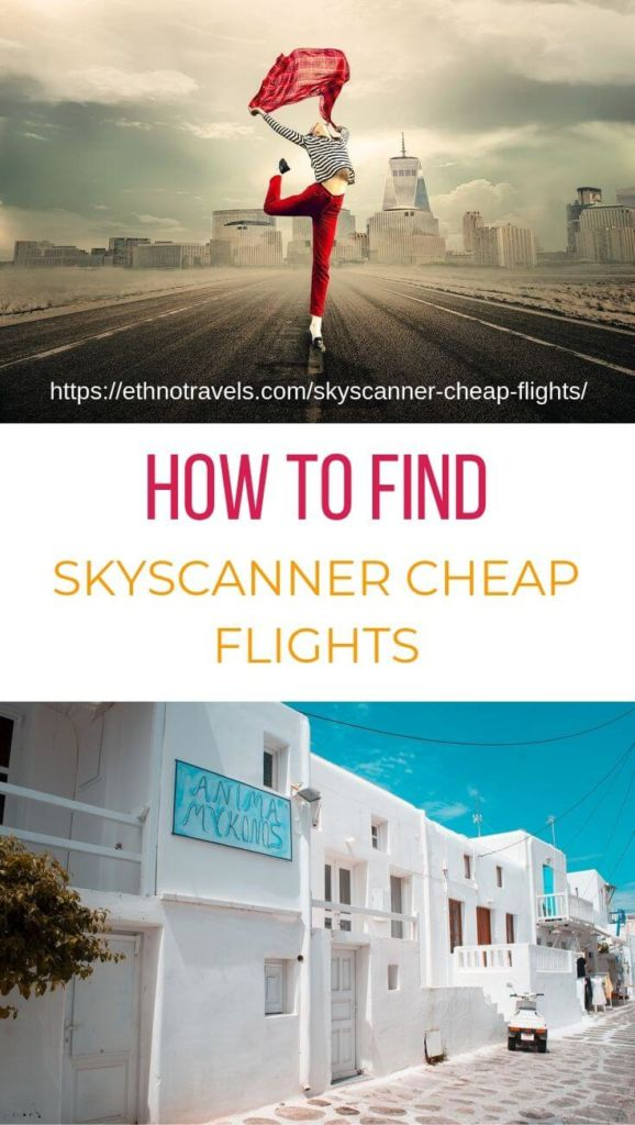 4 tips to find Skyscanner cheap flights