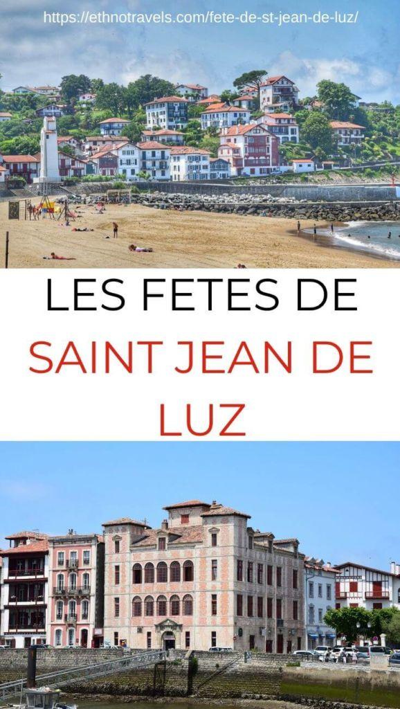 fetes de Saint Jean de Luz