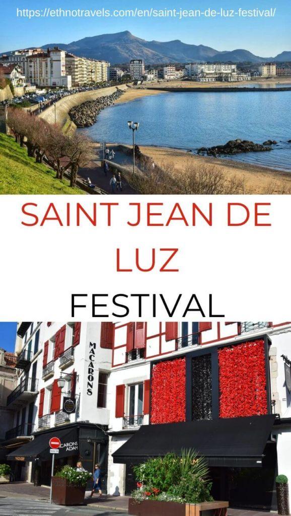 Saint Jean de Luz festival