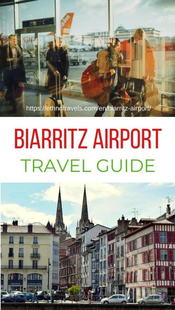 Biarritz Pays Basque Airport