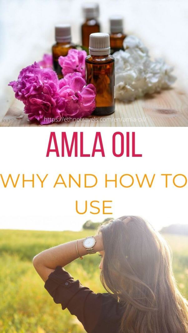 Amla oil pin