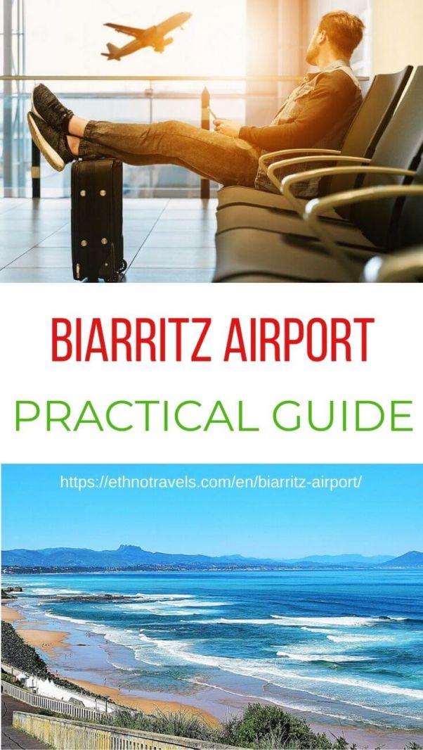 Biarritz airport guide