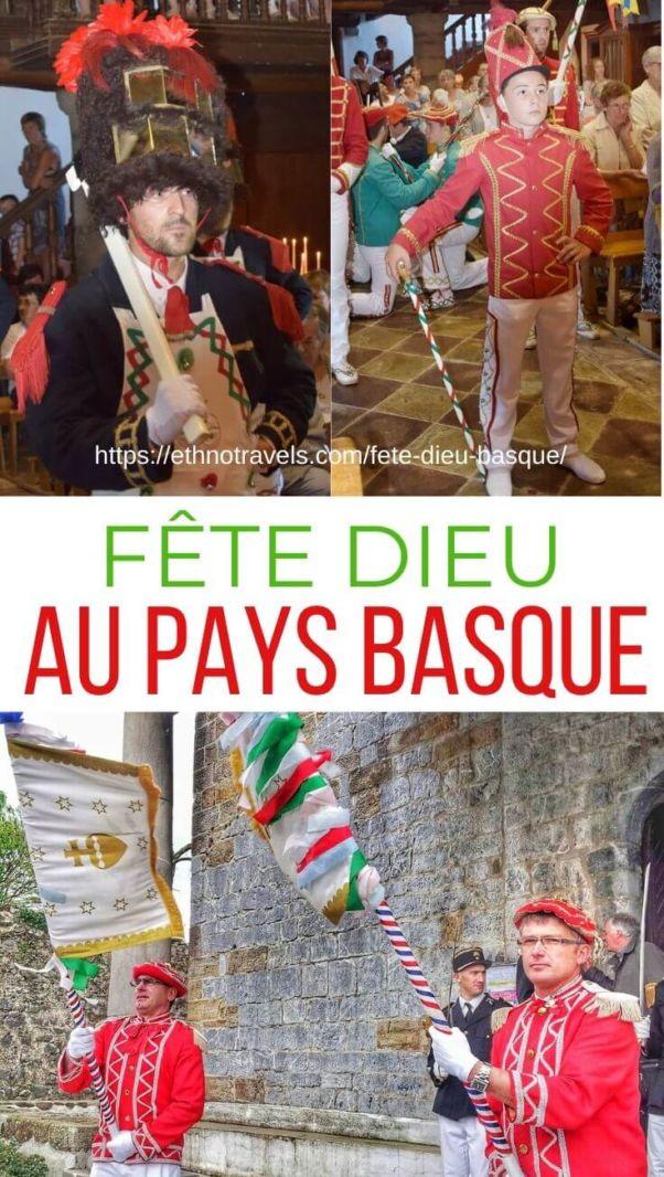 Besta Berri, Fête Dieu basque