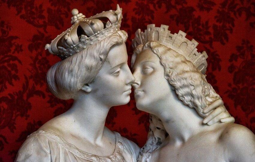 Histoires d'amour de l'histoire de France critique