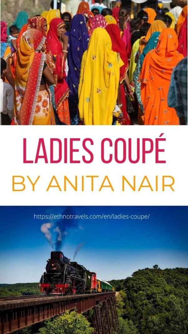 Review of Ladies Coupé by Anita Nair