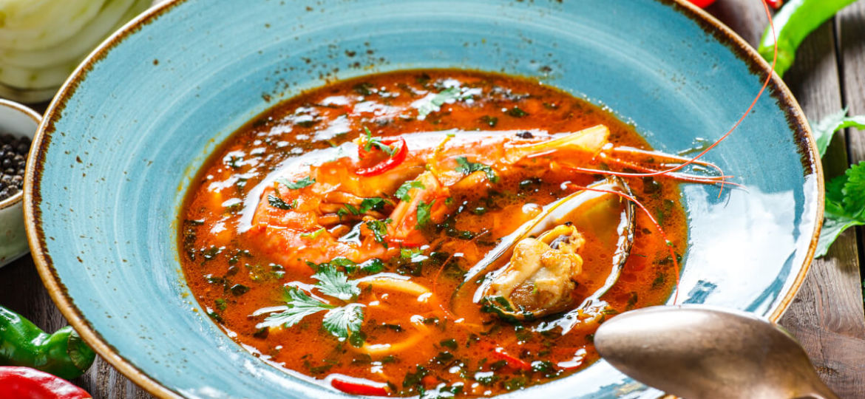Ttoro, la soupe de poisson basque